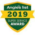 Angie's List 2019 Award Winner
